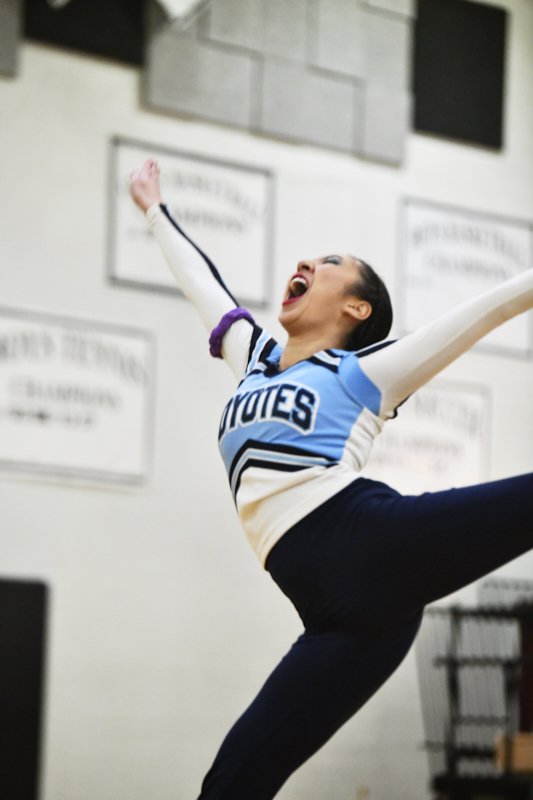 MCPS; www.mocodaily.com; www.jeffreyvogtphotography.com; Sports; Varsity Sports; Varsity Poms; Varsity; Poms; Photos by Jeffrey Vogt; Photography by Jeffrey Vogt; Northwest High School; Northwest HS; Jaguars; Germantown Maryland; Nikon D850; Montgomery County Public Schools; Montgomery County High School; MoCoDaily; Jeffrey Vogt Photos; Jeffrey Vogt Photography; Jeffrey Vogt; High School Sports; Competitions; Northwest High School Poms Invitational; Northwest HS Poms Invitational; 1/26/2019; Awards; 2nd Place; Clarksburg High School; Coyotes; Clarksburg Maryland; Clarksburg HS;