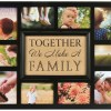 Collage Frames - Together We Make a Family Collage Frame