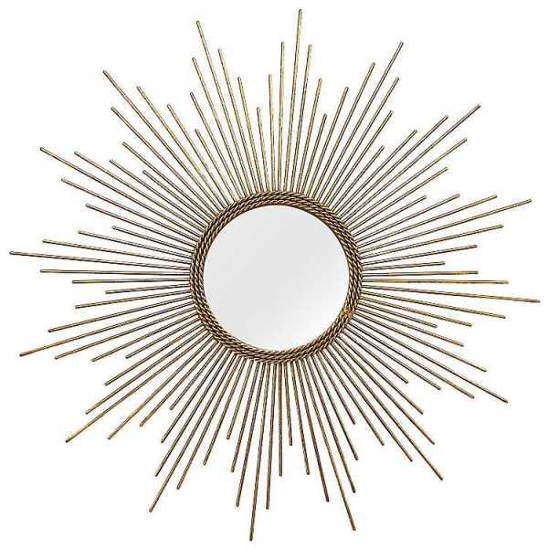 Wall Mirrors - Gold Andrea Wall Mirror