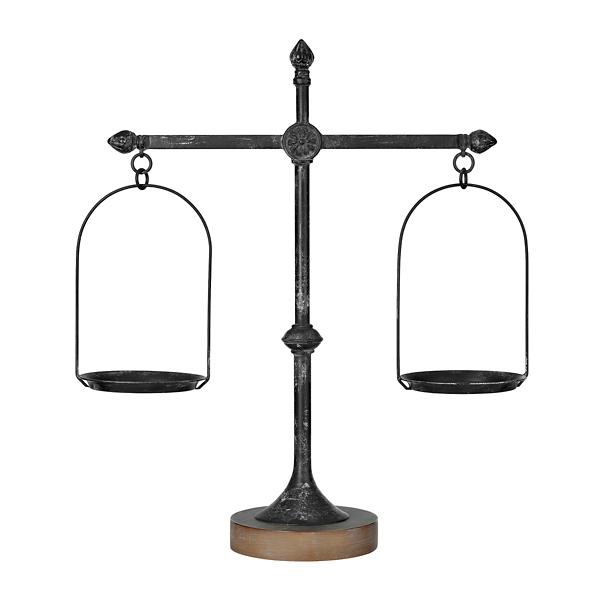 Statues & Figurines - Balanced Scale Statue