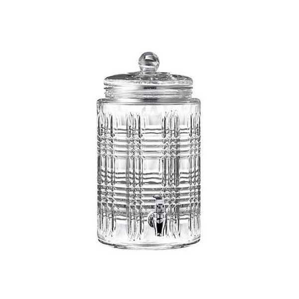Beverage Dispensers - Portland Glass Beverage Dispenser