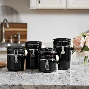 Kitchen Canisters Canister Sets Kitchen Storage Canisters Mocome Decor