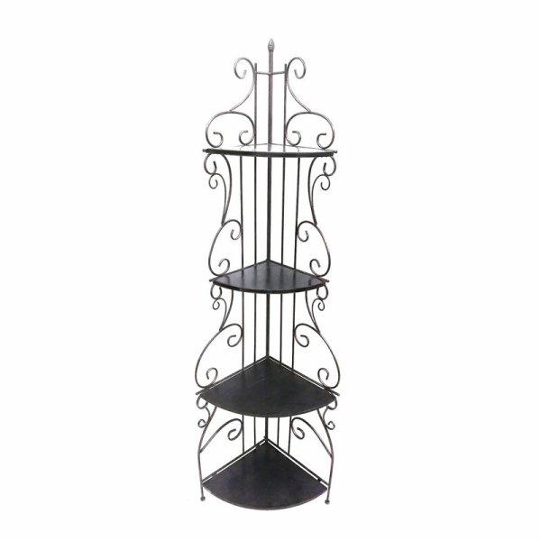 linette-4-tiered-scrollwork-details-with-slatted-back-corner-bookcase2