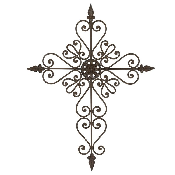 Rustic Metal Arrow Wall Decor 2