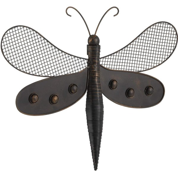 Dragonfly Wall Decor Partial details