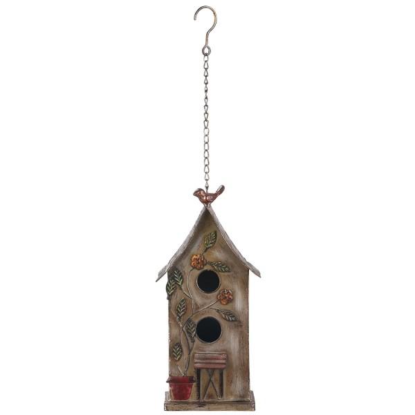Outdoor Hanging Finch Birdhouses