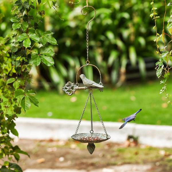 Outdoor Wild bird feeders Real shot 1