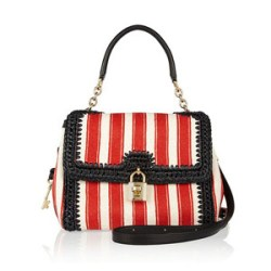 Miss Dolce Small Striped
