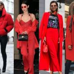 Kırmızı Renk Kombinleme Önerileri