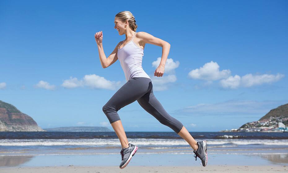 spor yaparken modayı takip edin