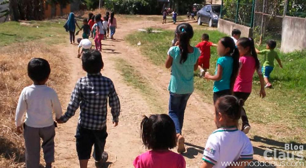 Una mirada dentro y fuera del aula rural