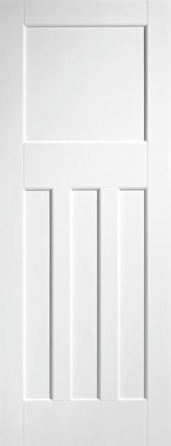 LPD Internal Dx30'S White Primed Door