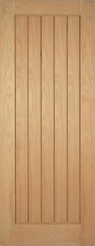 LPD Internal Oak Mexicano Door