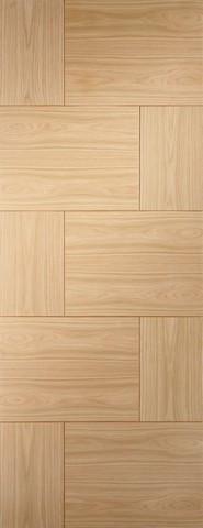 XL Joinery Internal Oak Pre-Finished Ravenna Door