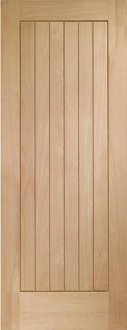 XL Joinery Internal Oak Suffolk Door