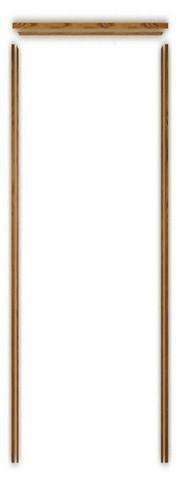 XL Joinery Internal Oak Door Lining Set