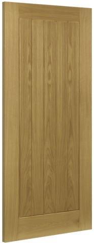Deanta Doors Internal Ely Oak Un-Finished Fire Door