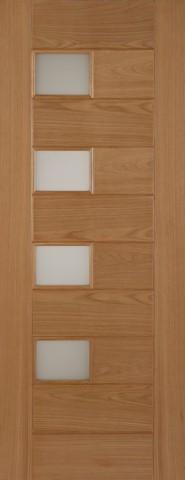 Mendes External Oak Berlin Door
