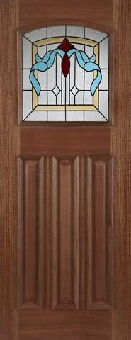 Mendes External Hardwood Edinburgh Door