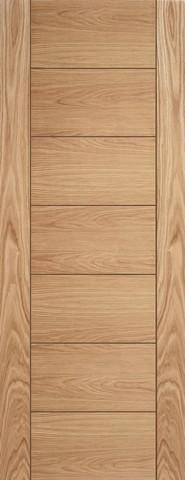 Mendes Internal Pre-Finished Oak Corsica Door