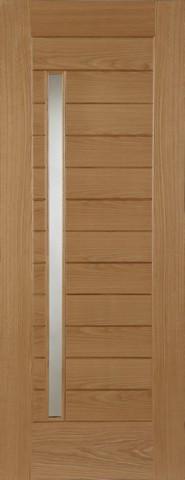 Mendes External Oak Oslo Door