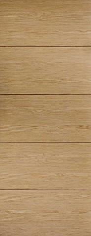 LPD Internal Oak Lille Solid Door