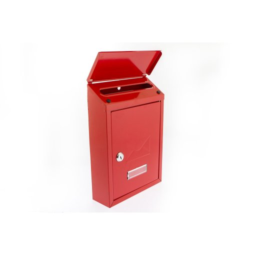 G2 By Sterling Avon Post Box in Red