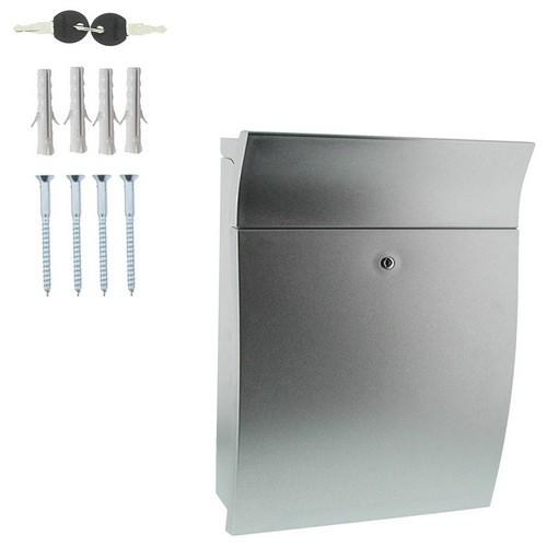 Burg-Wachter Esprit 4911 W Post Box in White