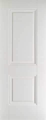 LPD Internal Arnhem 2 Panel White Primed Door
