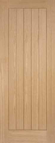 LPD Internal Prefinished Oak Somerset Door
