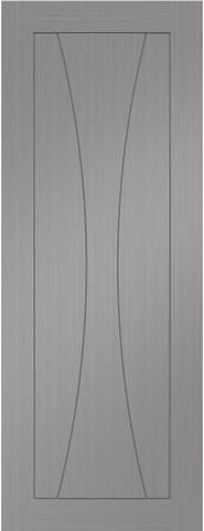 XL Joinery Internal Light Grey Pre-Finished Verona Fire Door