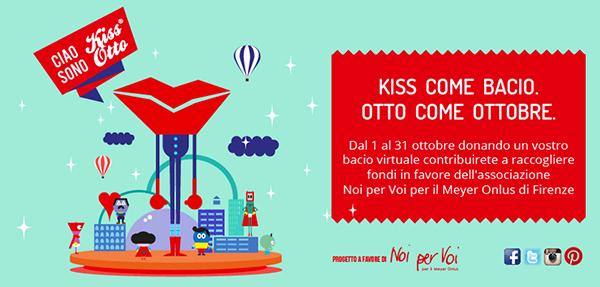 KISSOTTO : UN BACIO FA' PROPRIO BENE !