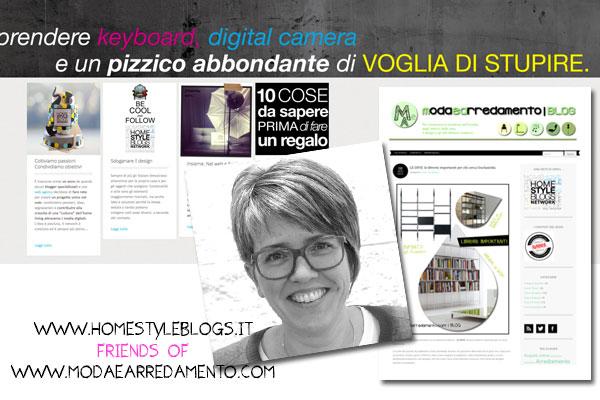 E' on-line il nuovo sito HomeStyleBlogs