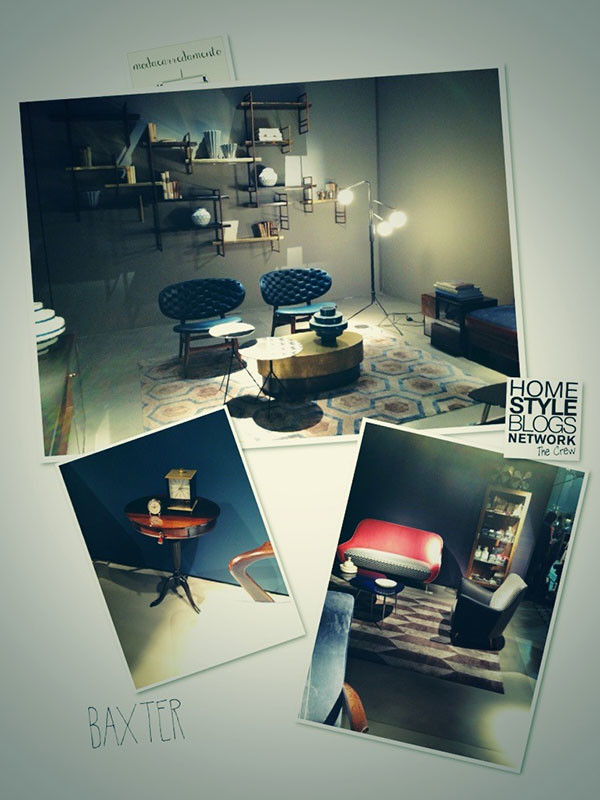 HomeStyleBlogs ai Saloni 2014 - Baxter unique