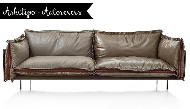 divani più belli saloni 2014 Arketipo Autorevers foto intero