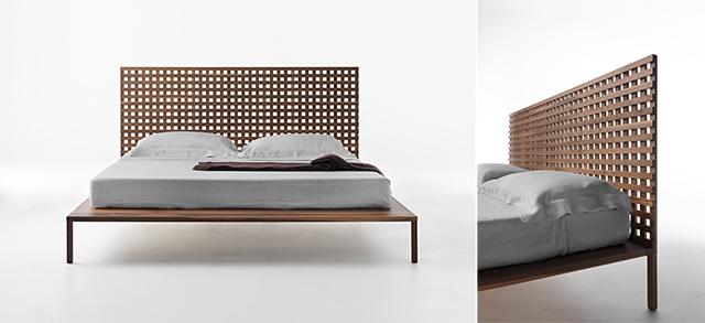 letti design Horm Twine.