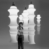 Lampada Falkland - Bruno Munari