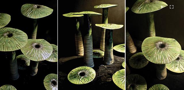 Vasi di tendenza in ceramicha:immagine Fos.