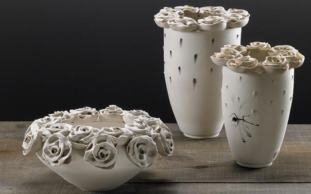 Fos naturalia: vasi di design in ceramica.