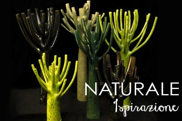 Vaso da interno design Naturalia Fos immagine