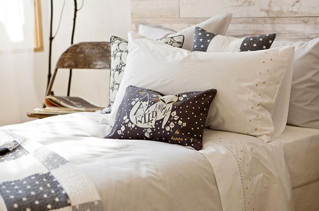 cuscini che arredano: cuscino arredo di Zara Home.