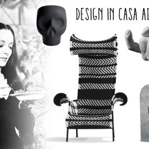 design in casa addams