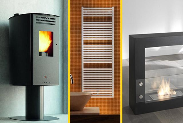 Soluzioni per riscaldare velocemente una stanza.