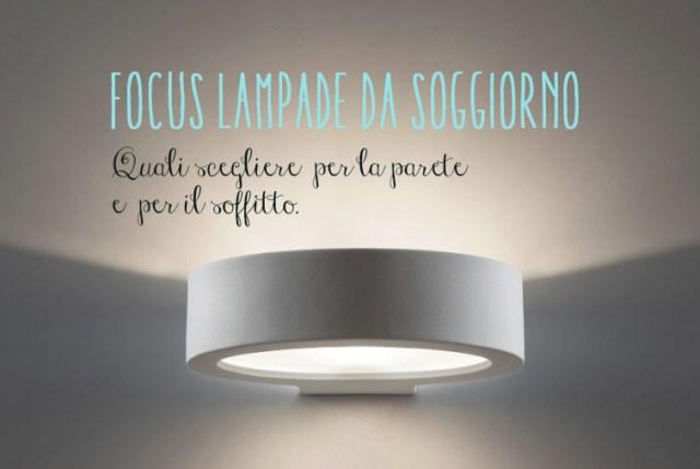 Plafoniere Grandi Per Soggiorno : Focus lampade da soggiorno: quali materiali scegliere.