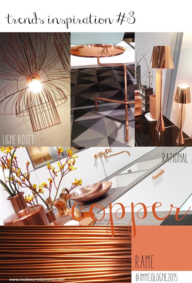 Immagine di moodboard immcologne2015 copper.
