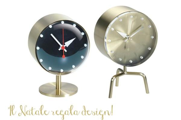 regali di natale di design - orologi di vitra
