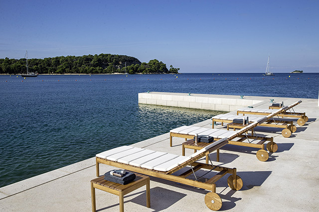 Varaschin iSaloni preview - outdoor therapy