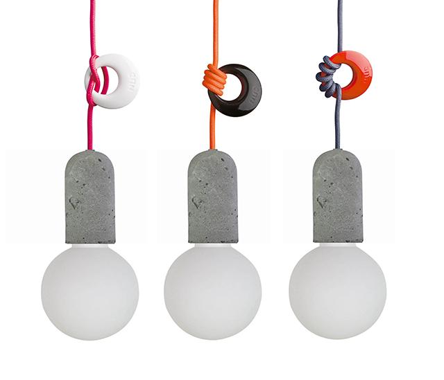 Nud  immagine di accessori per lampade sospese.