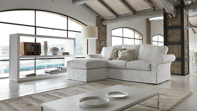 Doimo Salotti divano classico Daniel.