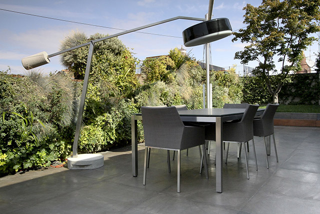 Sundar Italia terrazze e giardini verticali.